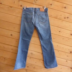 """Lucky Brand Blue Straight Jeans 29 / Inseam 31"""""""